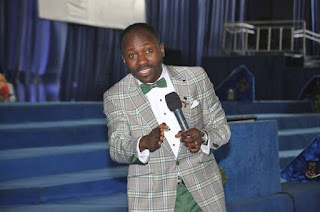 """""""I Said The Christians Must Not Go After Them, But If They Come AfterUs, Then Defend Yourself"""" – Apostle Suleiman"""