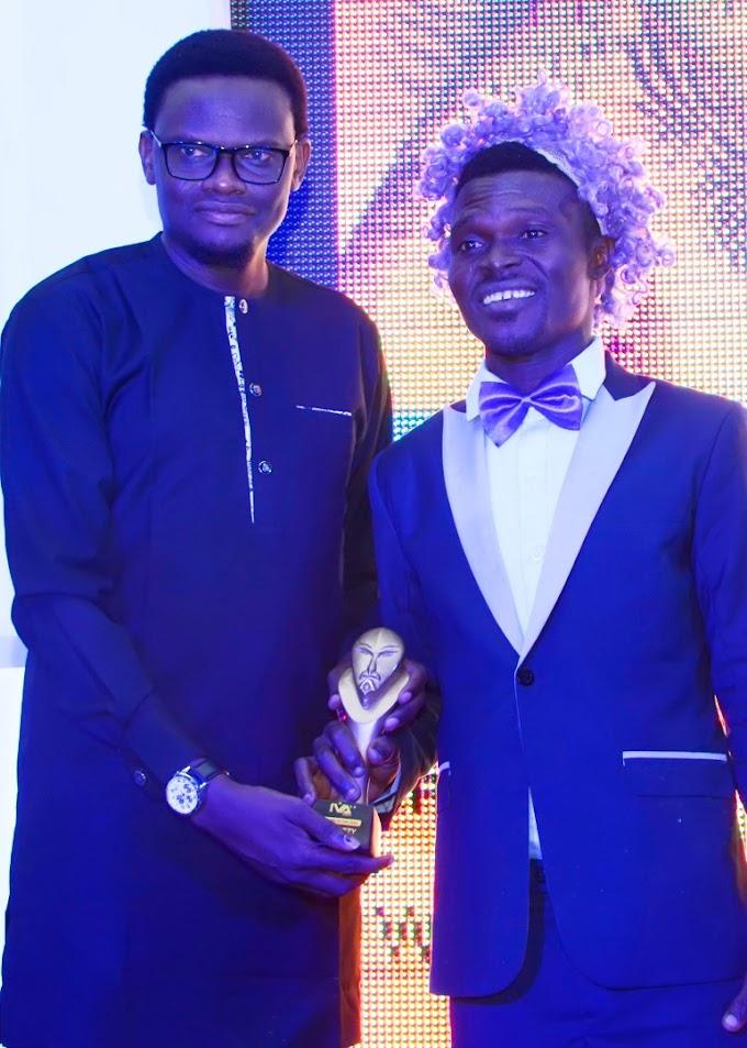 [News] Mc jazzy and others wins Ijebu Vogue Award 3.0 (ijebu igbo must be great again mantras)