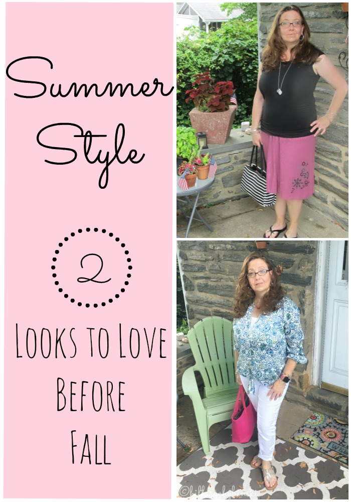 End of Summer Style Ideas and Inspiration