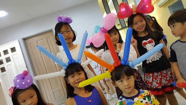 balloon for kid, birthday party balloon