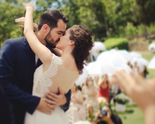 O que os noivos não podem fazer no dia do casamento