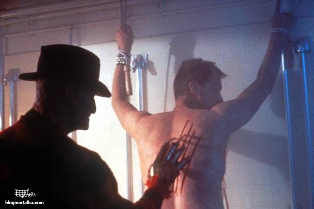 Cena do filme A Hora do Pesadelo, de 1984.