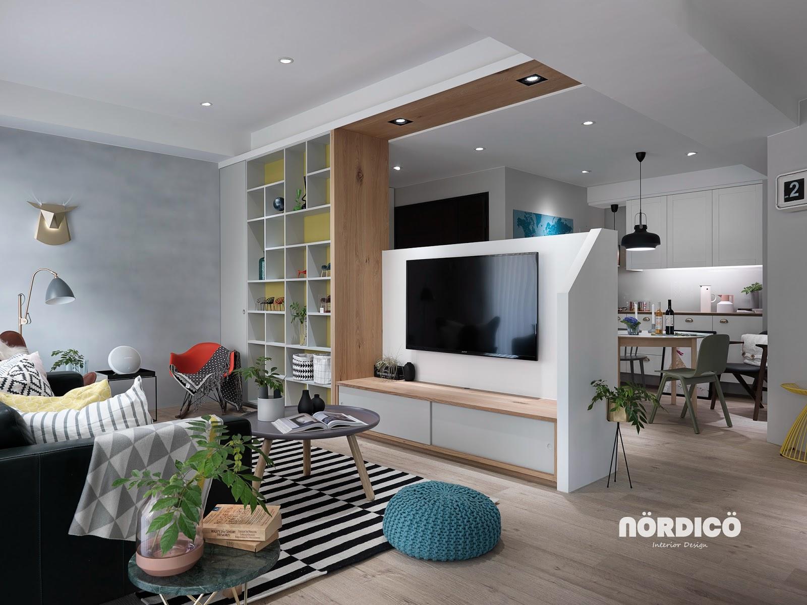 Proiect practic de decorare a unui apartament din Taiwan