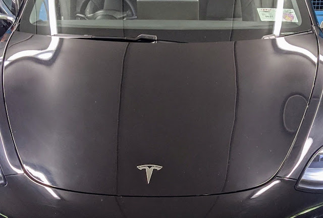 Drive Dublin to Kildare in a Tesla
