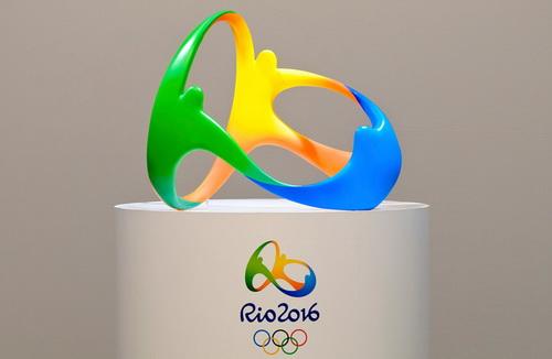 Tinuku Info Rio 2016 adalah Logo Tiga Dimensi Pertama dalam Sejarah Olimpiade