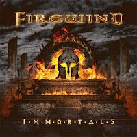 "Firewind - ""Immortals"""