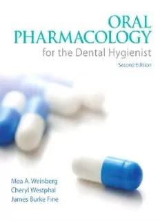 Download Oral Pharmacology For Dental Hygienist PDF