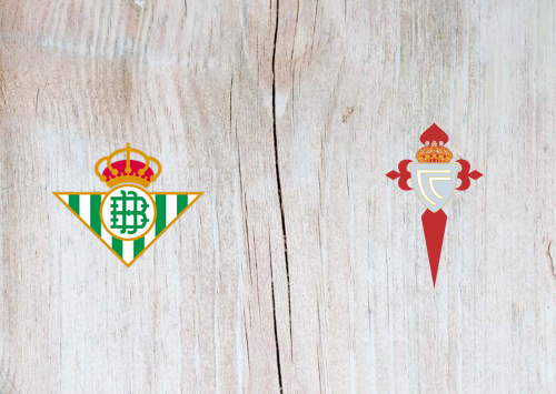 Real Betis vs Celta Vigo -Highlights 20 January 2021