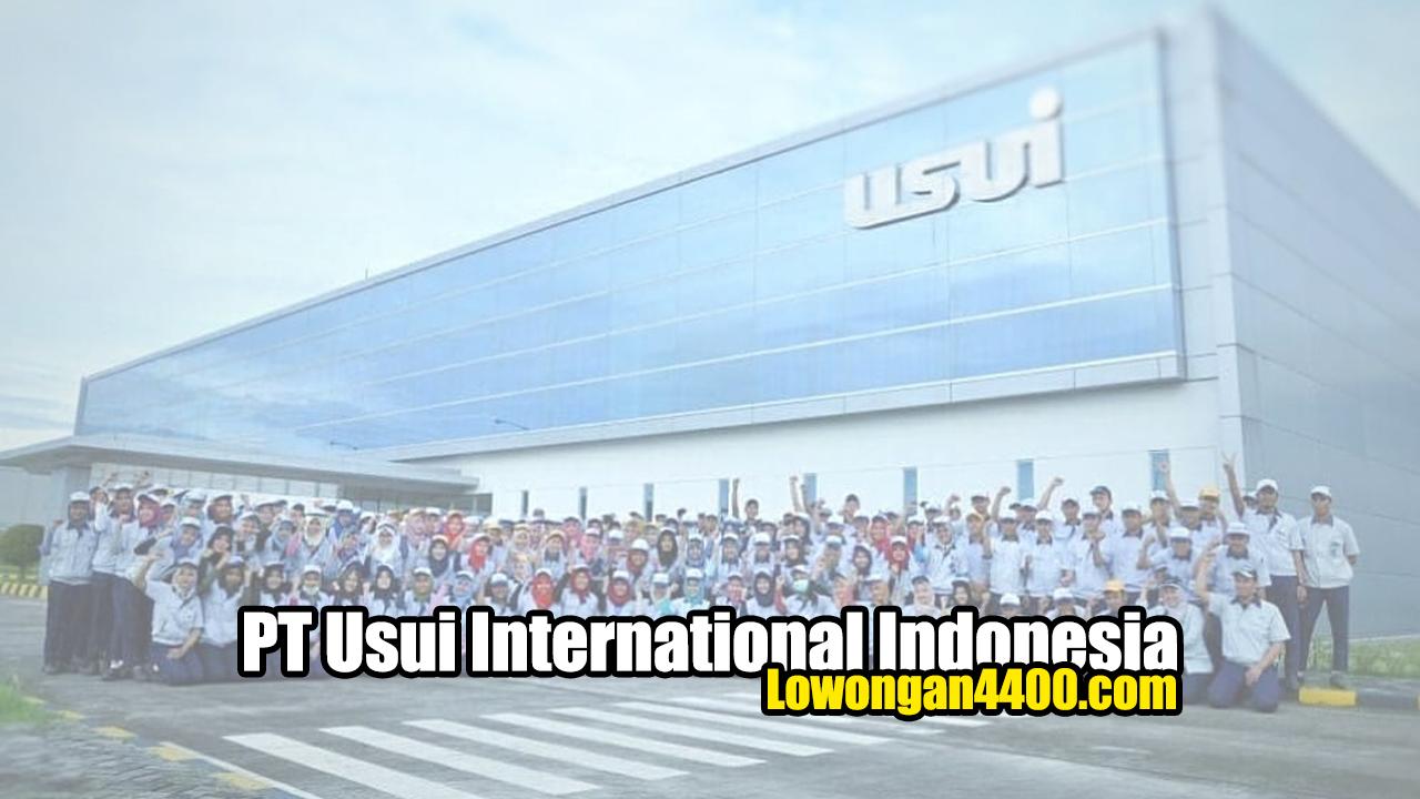 PT Usui International Indonesia Cikarang