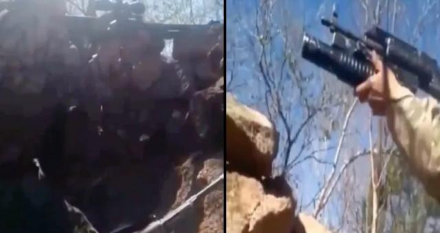 Video: Sicarios de Los Chapitos del CDS se enfrentan contra Sicarios de su tío El Guano del CDS