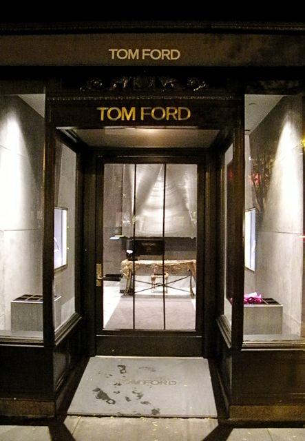 Lincsflatiron Tom Ford Shop