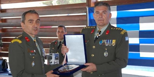 Κύπρος: Παράδοση-Παραλαβή Διοίκησης ΕΛΔΥΚ (ΦΩΤΟ)