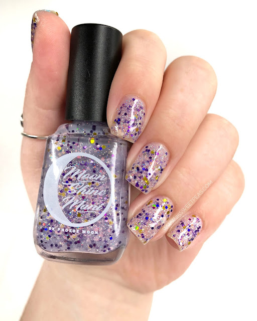 Moon Shine Mani Never Fading Sparkle 25 Sweetpeas