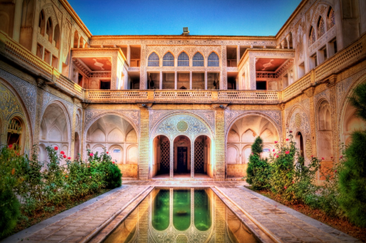 Kashan Historic Homes Iran