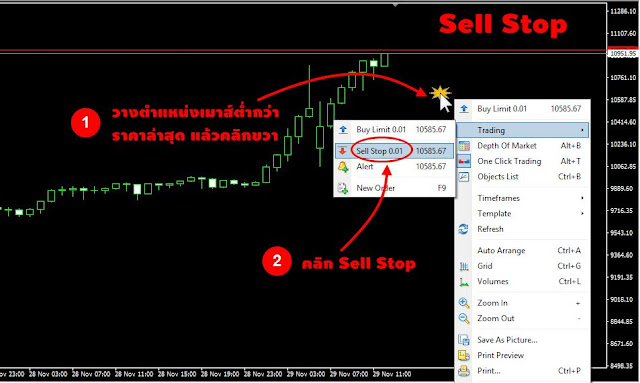 forex sell stop
