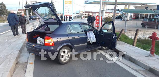 Τρελή πορεία ΙΧ στη Στυλίδα - Ζάλη επικαλέστηκε ο οδηγός