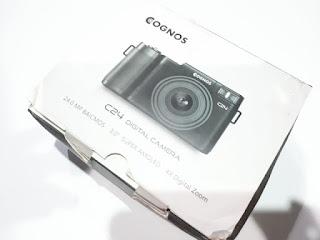 Cognos C24 Mirroless Digital Camera 3.0 TFT 24MP SLR HD 1080p New Sisa Stok