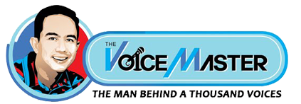 The Best Filipino Motivational and Inspirational Speaker | The VoiceMaster of The Philippines