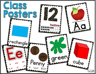 Classroom decor made easy!