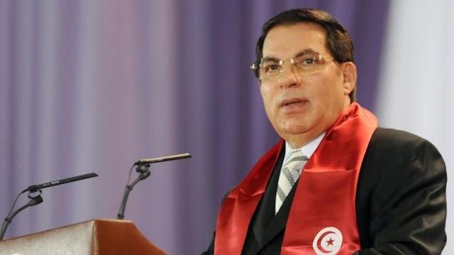 Former President of Tunisia, Ben Ali dies in exile in SA
