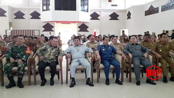 Willy M Yoseph Kunker ke Kampung Halaman, Murung Raya