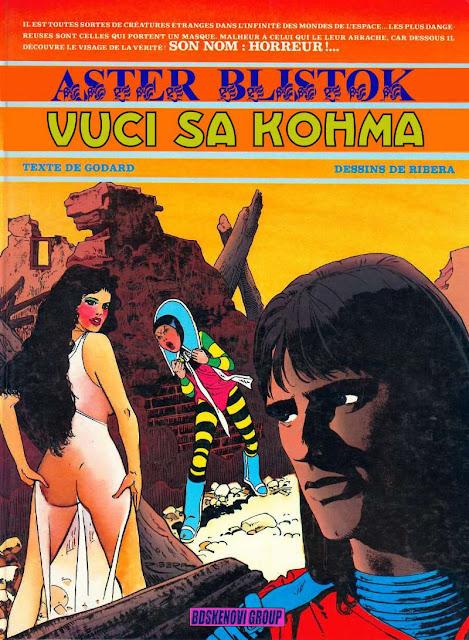 Vuci sa Kohma - Aster Blistok