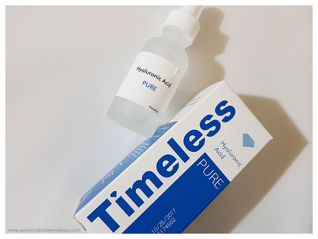 Acido Ialuronico Puro Timeless Skincare
