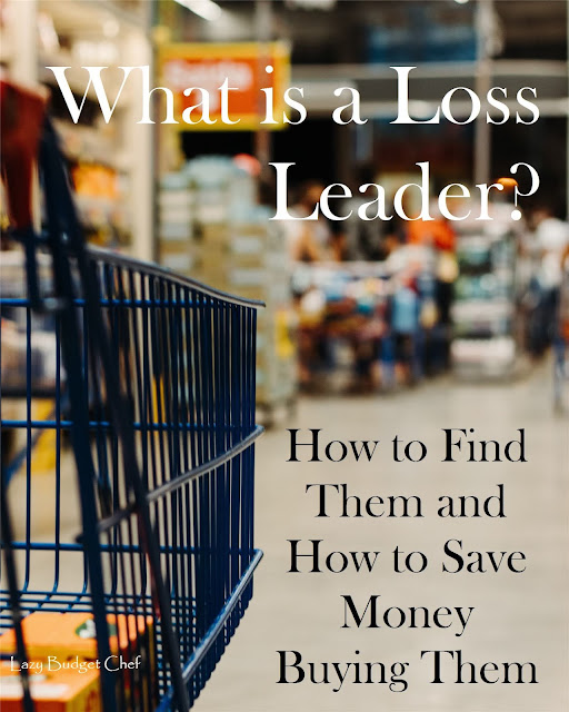 What is a loss leader sale?