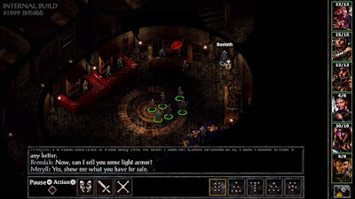 Baldurs Gate Enhanced Edition Game Screenshot 2