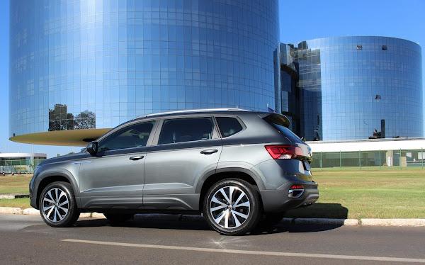 Volkswagen Taos 250 TSI Highline - teste, consumo, preço