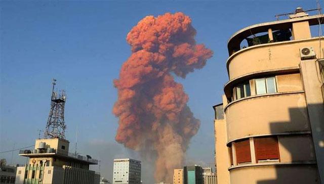 ledakan di Kent Inggris
