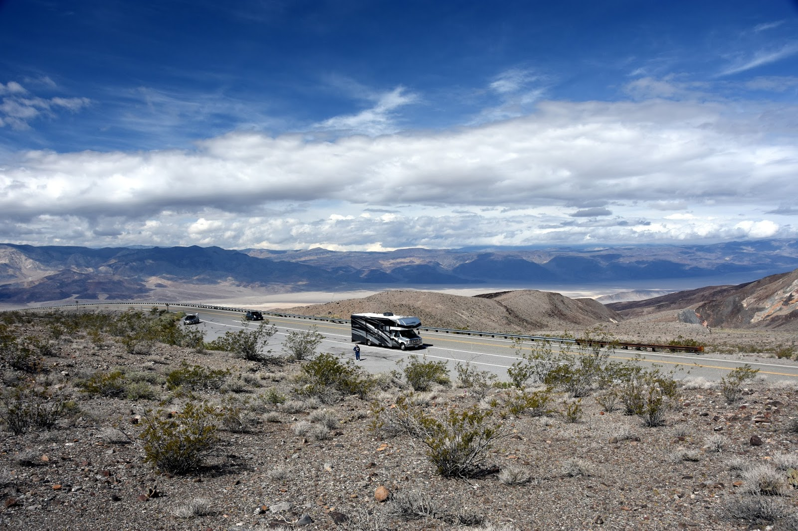The Happy Wanderers: Day 2 -- Lone Pine, California to ...