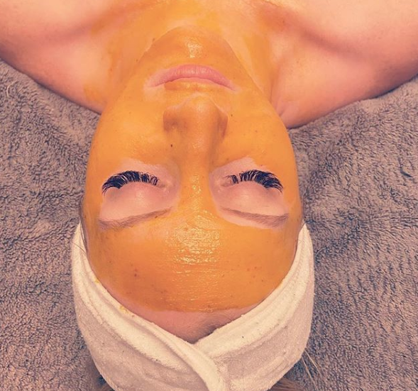 Pumpkin Spice Facial | Bronzed Humanity