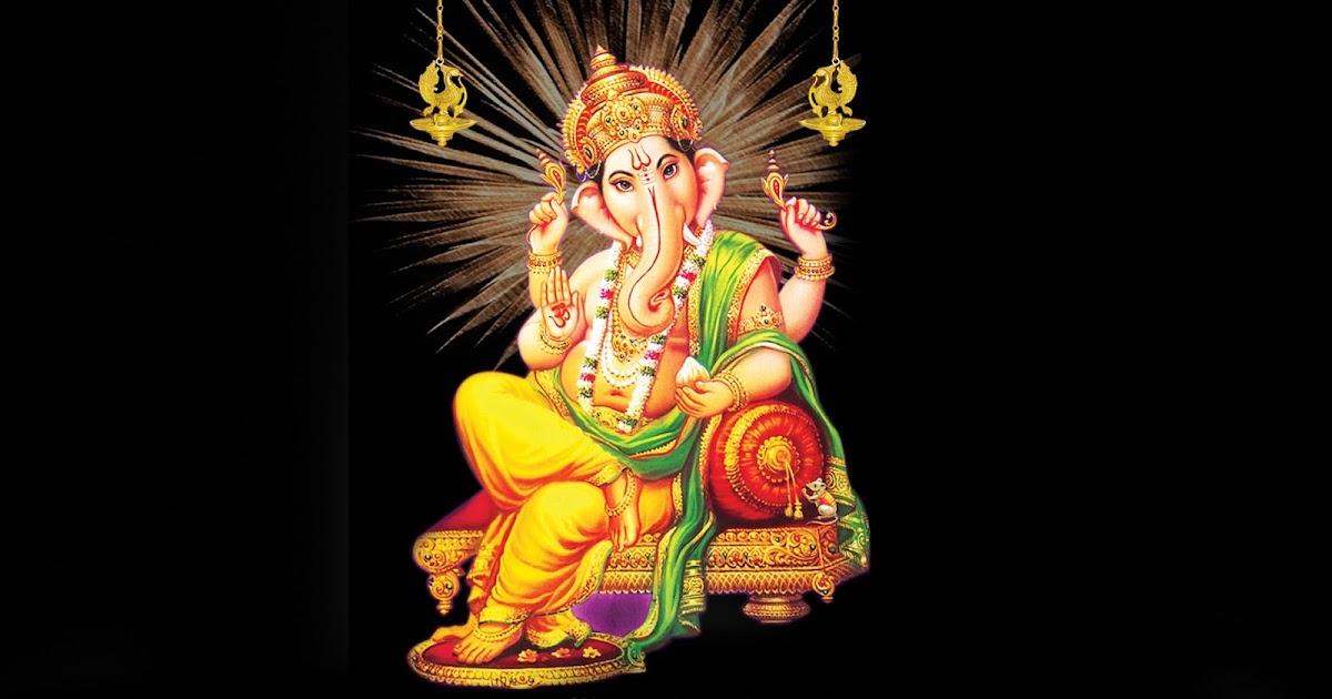 Pen Ganesh Murtidownload Hd: Devotional Songs Lyrics : Lord Ganesh Songs Lyrics In Kannada