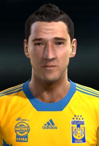 Jesús Dueñas Face For PES 2013