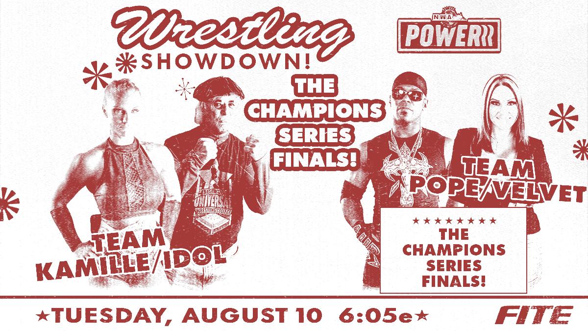 Cobertura: NWA Powerrr (11/08/2021) – Os vencedores!
