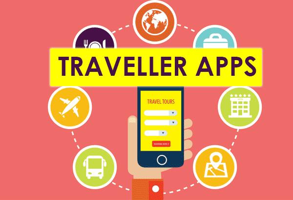 aplikasi untuk traveller indonesia