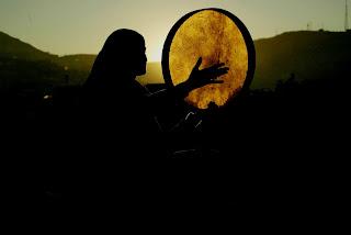 Rebana Hadrah - Arabian Tambourine