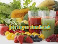 10 Manfaat jus Sayur dan Buah bagi Tubuh