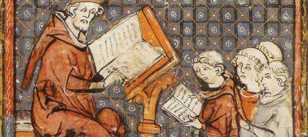 Dikte pada abad pertengahan