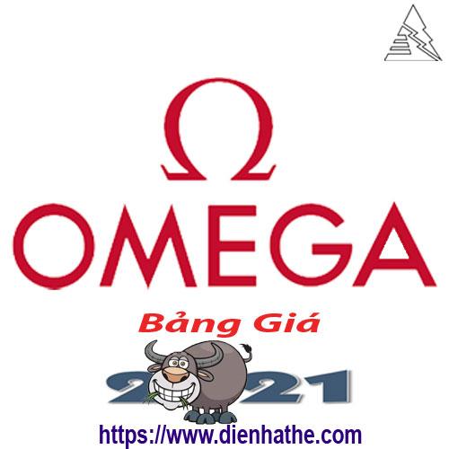 Bảng Giá Thiết Bị Điện Omega 2021