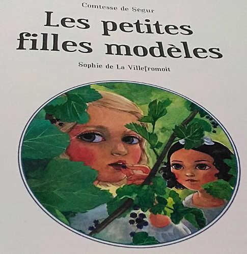 Les petites filles modèles Comtesse de Ségur Seuil Jeunesse