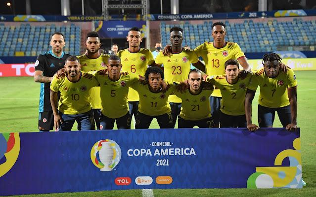 Colombia con su onceno titular