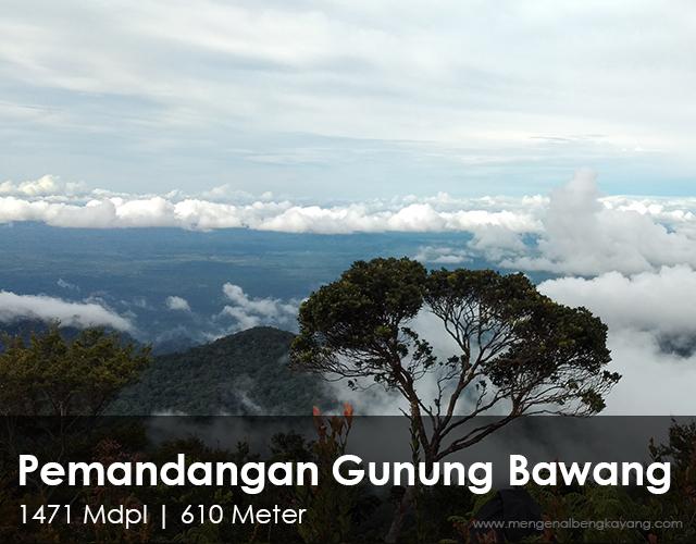 Gunung Bawang Bengkayang