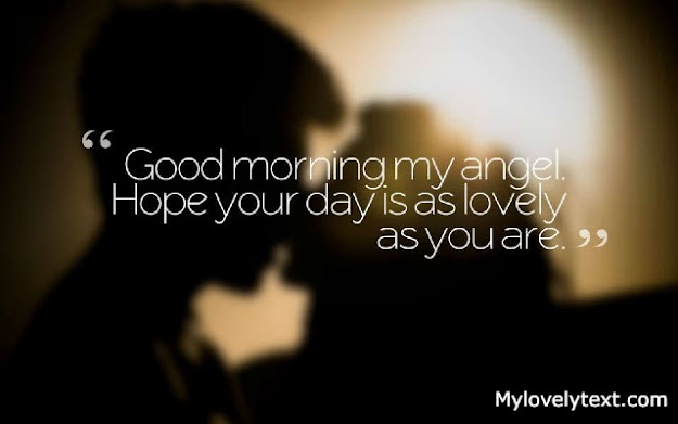 Good Morning Text Message For Her