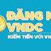 Review dự án VNDC – Hướng dẫn kiếm tiền VNDC không cần bỏ vốn