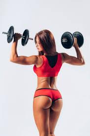 sportiska sieviete