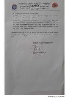Press Release COVID-19 Tarakan 4 Mei 2020 - Tarakan Info