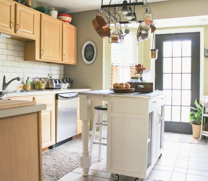 5 Tips For a Budget Kitchen Renovation \u2022 Sweet Parrish Place