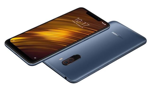 Xiaomi dévoile le Pocophone F1...